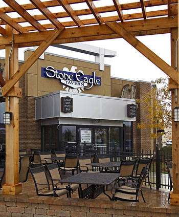 Stone Eagle Tavern in Hoffman Estates